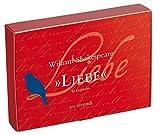 Klappkartenbox 'Shakespeare Liebe'