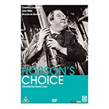 Coverbild: Hobson's Choice