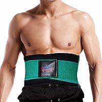 69e2c2813691 Taille Trimmer Ceinture de sueur pour hommes Vêtements de sport Femmes  Perte de poids Ventre Brûleur