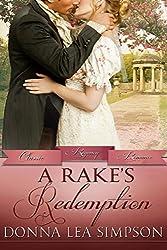 A Rake's Redemption (Classic Regency Romances Book 14)