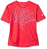 Nike Mädchen G Nk Dry Top Run Short Sleeve Gx T-Shirt