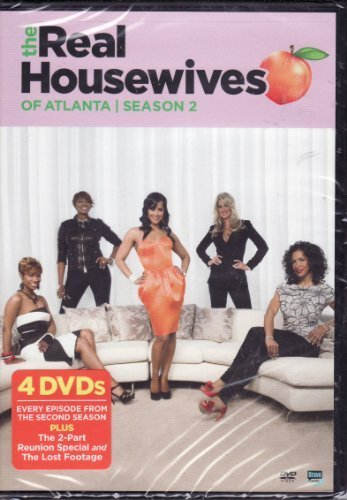The Real Housewives of Atlanta: Season 2 DVD Set - Housewives Dvd Atlanta