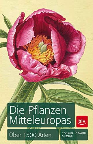 Die Pflanzen Mitteleuropas: Über 1500 Arten (BLV)