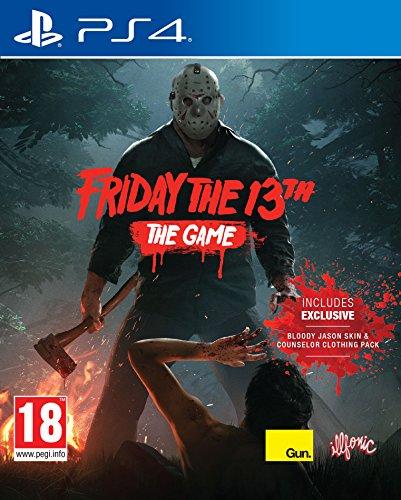 Friday the 13th: The Game - PlayStation 4 [Edizione: Regno Unito]