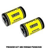 Set di 2batterie litio 3.6V 1/2AA ER142501200mAh 1.2A LS er 14250xl050F Accu