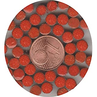 ALEA Mosaic Mosaik-Minis 500 Mikrosteine Ø5mmx3mm Rotorange, RO02