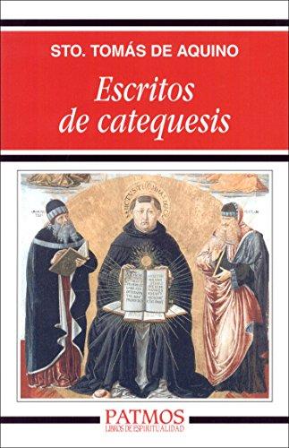 Escrito de catequesis por Santo Tomás de Aquino - Santo -