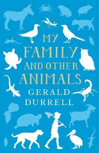 Book cover for My Family and Other Animals