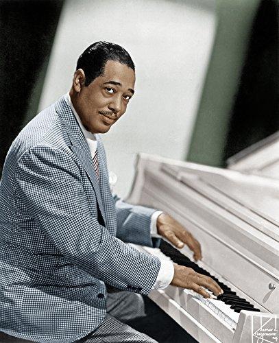The Poster Corp Duke Ellington (1899-1974). /Namerican Musician and Composer. Photograph C1945. Kunstdruck (60,96 x 91,44 cm)