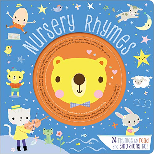 Nursery Rhymes: 24 Rhymes to Read and Sing Along To!