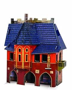 CLEVER PAPER- Puzzles 3D Ayuntamiento (14216)