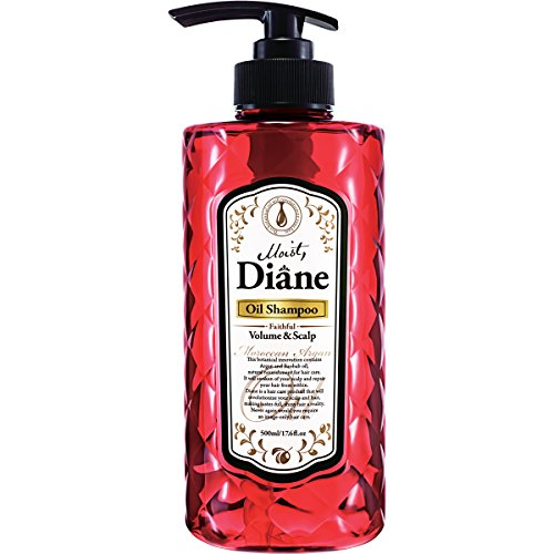 Moist Diane Oil Hair Shampoo Volume & Scalp