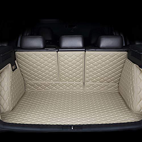 BANIKOP Kofferraummattenfür Land Rover alle Modelle Discoverer 4 5 Discovery Sport Evoque Freelander Range Rover Sport