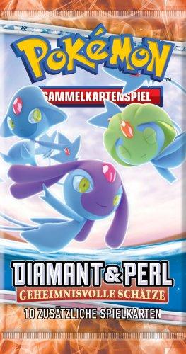 Pokemon 0254208 - Geheimnisvolle Schätze Booster