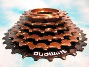 Shimano 14-28 Six Speed Screw On Freewheel
