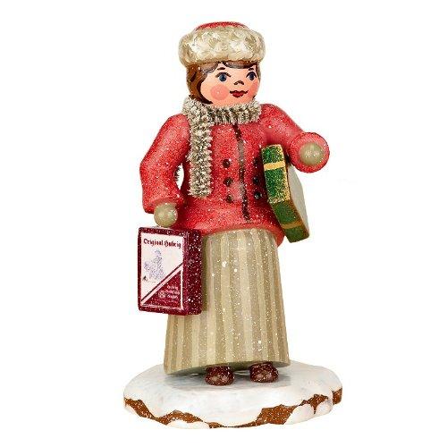 Hubrig Winterkinder Weihnachtseinkäufe Erzgebirge