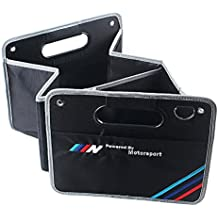 LITTOU Organizador Maletero Del Coche , plegable caja de almacenamiento para coches (58*37*32 cm/19.3*10.2*12.6 Inch)