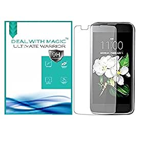 Magic Transparent Tempered Glass 2.5 Curve screen Protector For LG PHOENIX 2 K371