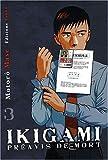 Ikigami, préavis de mort. 3 / Motorô Mase | Mase, Motorô. Auteur