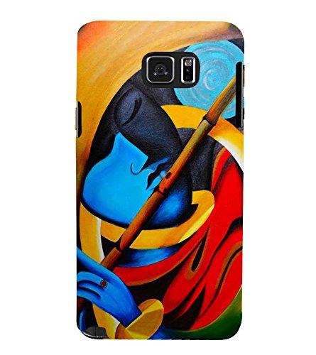 PrintVisa Designer Back Case Cover for Samsung Galaxy Note8 :: Galaxy Note8 :: Samsung Note8 :: Samsung Galaxy Note8 Duos (Kanha Radhe Shyama Shrinath Kamalnatha)