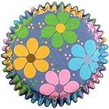 PME BC721 Pirottini per Cupcake e Muffin Piccoli, Carta, Multicolore, 60 unità