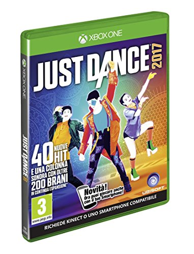 Just Dance 2017 [Importación Italiana]