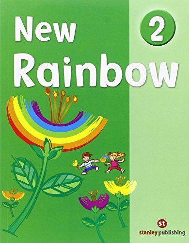 New Rainbow - Level 2 - Student's Book - 9788478737772