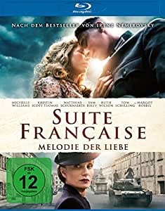 Suite Francaise - Melodie der Liebe [Blu-ray]