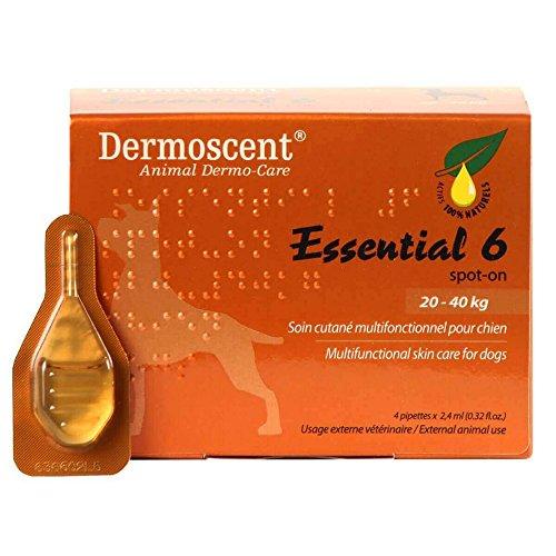 Merial Dermoscent4Pipetas de Spot OnPerroEntre 20-40 kg