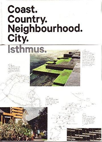 Coast, Country, Neighbourhood, City : Isthmus par Michael Barrett