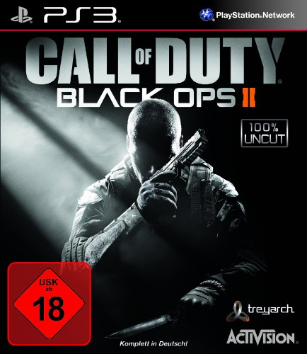 Call of Duty: Black Ops II (100% uncut) (Call Of Duty Für Das Spiel 3)