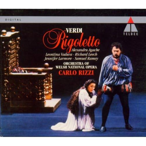 """Rigoletto : Act 1 """"Addio, addio"""" [Duca, Gilda]"""