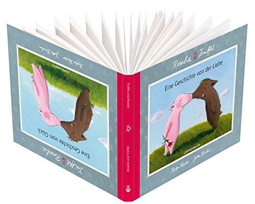 Preisvergleich Produktbild Rosalie & Trüffel - Eine Geschichte von der Liebe (Geschenkbücher für Erwachsene)