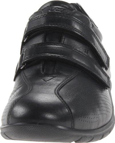 Ecco 210233 Sneaker da Donna Nero (Black Feather 01001)