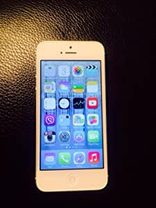 APPLE IPHONE 5 16GB SILVER/WHITE