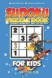 #6: Sudoku Puzzle Books for Kids: 180 Sudoku Puzzles to Solve Kid Sudoku Easy to Hard: Volume 1 (Large Print Sudoku Puzzle Books Activities Puzzle Books for Kids)