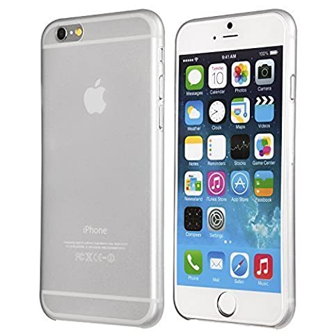 totallee Ultra Fine lumière minimale-Coque ultra-fine pour Apple iPhone 6(11,9cm Version)
