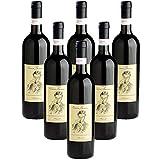 6 Bottiglie Vino Barolo Docg Cesare Pavese SPED. INCLUSA Barolo Vino Rosso