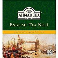 Ahmad Tea English Tea No.1, 100 Tea Bags