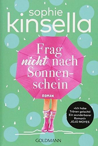 Buchcover Frag nicht nach Sonnenschein: Roman