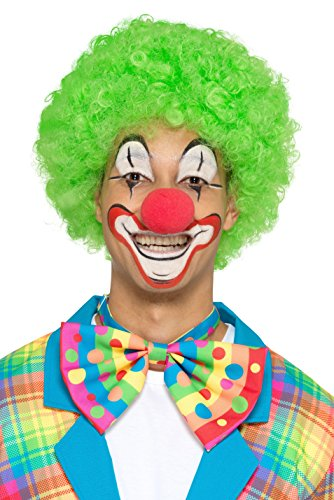 Smiffys Big Top Clown Bowtie Fancy Dress -