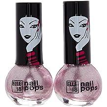 Elle 18 Nail Pops Nail Polish, 08, 5ml (Pack of 2)
