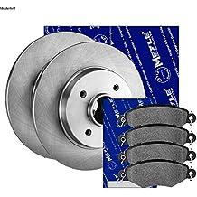 Bremsbacken Set Hinten Meyle Bremstrommeln