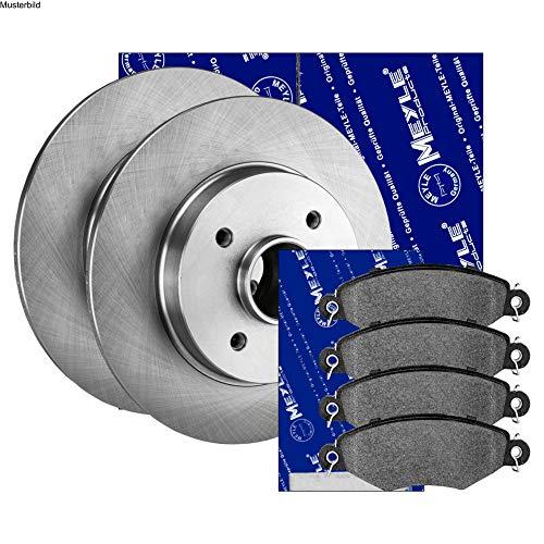 Meyle Bremsscheiben ø240mm + Bremsbeläge Set Vorne