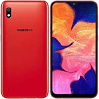 Samsung Galaxy A20 Dual SIM - 32GB, 3GB RAM, 4G LTE, Red