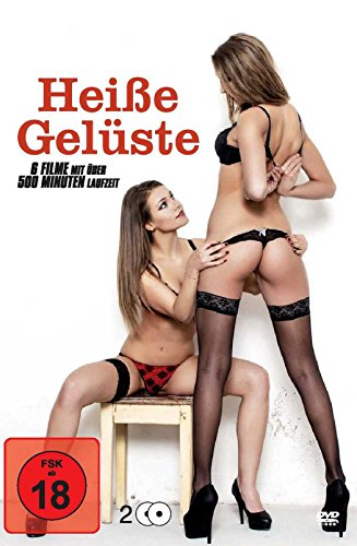 Heiße Gelüste - Erotik Box ( 6 Erotik Sex Klassiker ) [2 DVDs]