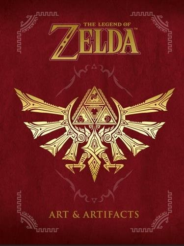 The Legend Of Zelda. Art And Artifacts