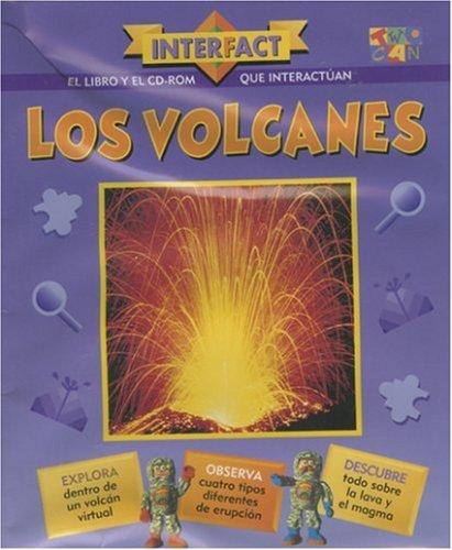 Los Volcanes (Interfact : El Libro Y El Cd-Rom Que Interactuan) por Jenny Wood