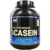 Optimum Nutrition 100% Casein Protein, Chocolate 4 Lbs