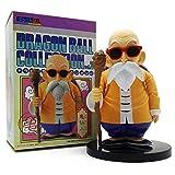 Dragonball Z Action-Figuren, Dragonball Z Master Roshi Schildkröte Einsiedler Action Figure Modell Spielzeug Statue, Kinder Kinder Jungen und Mädchen